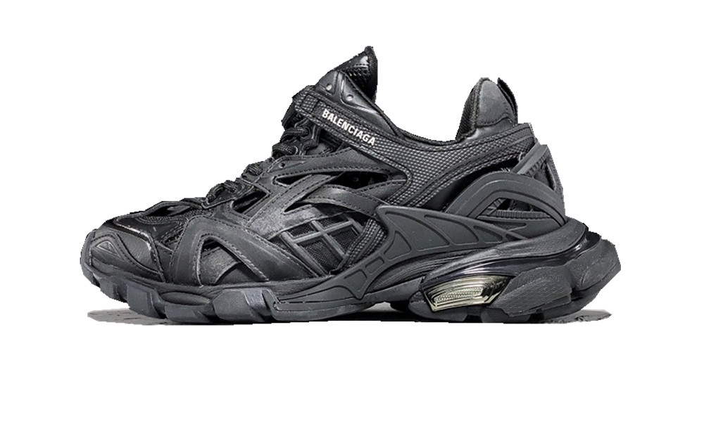 BALENCIAGE Track 2 Black