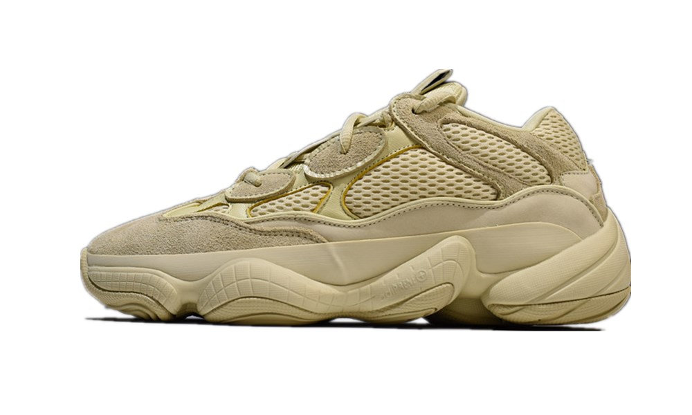 YEEZY 500 DESERT RAT SUPER MOON YELLOW