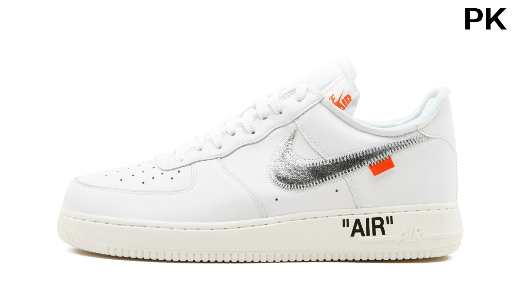 PK NIKE AIR FORCE 1 OFF WHITE VIRGIL...