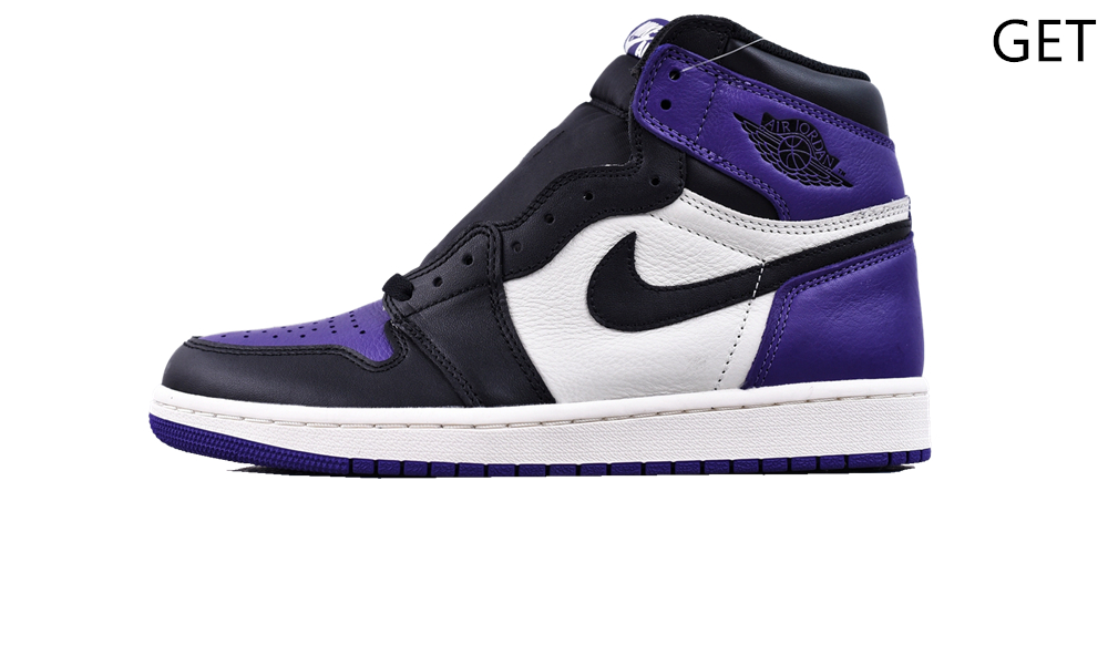 GET Jordan 1 Retro High Court Purple