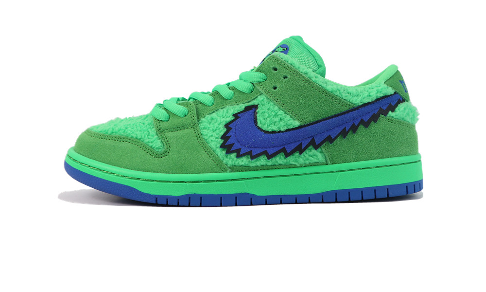 "NIKE SB DUNK LOW ""GRATEFUL DEAD - Greem BEAR"