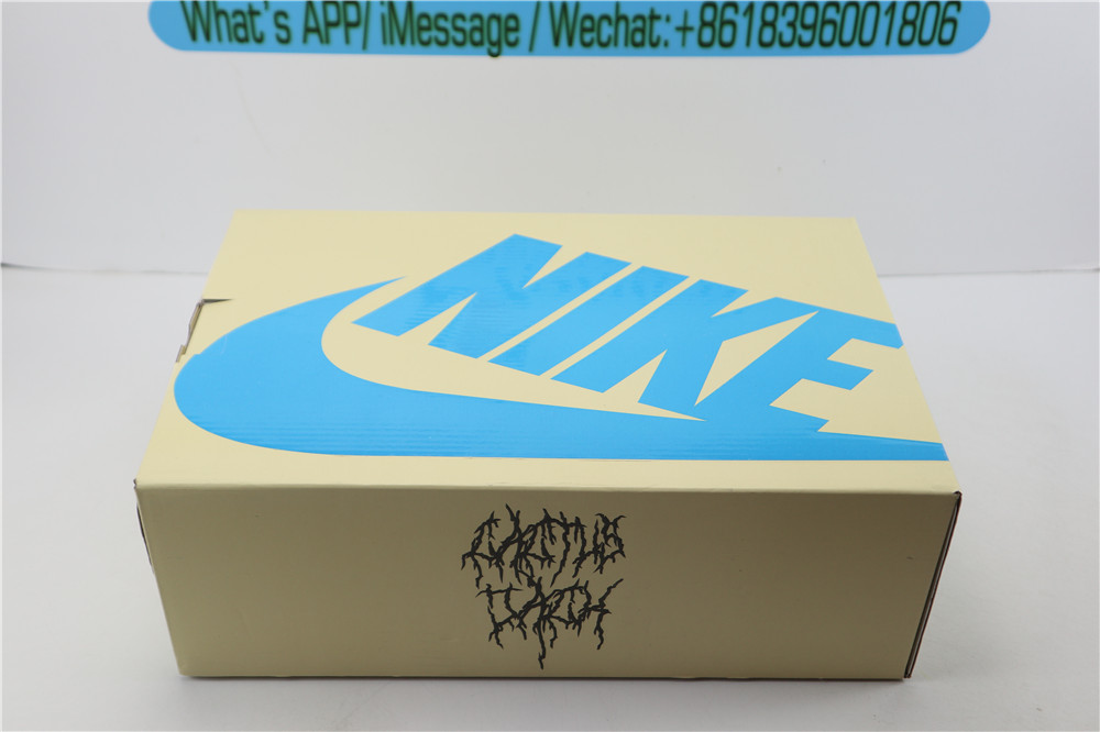 PK Nike Dunk SB Low Blue Lobster
