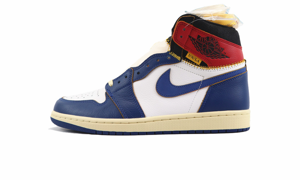 LJR AJ1 UNION BLUE TOE