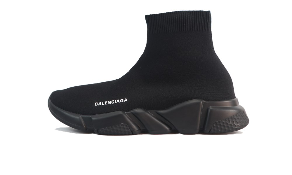 Balenciag* Speed Trainer Black