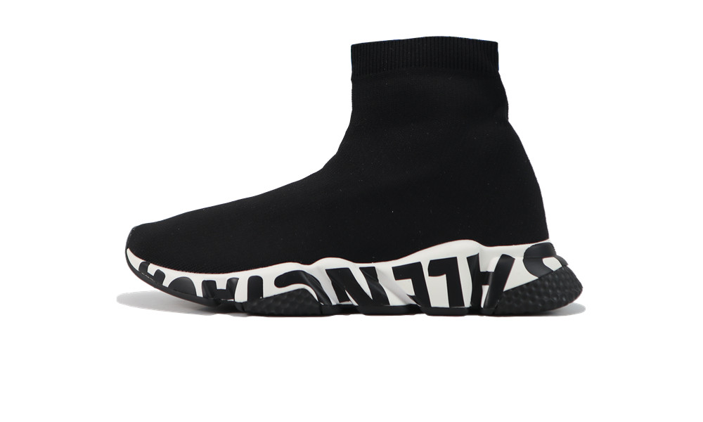 Balenciag* Speed Graffiti Trainers...