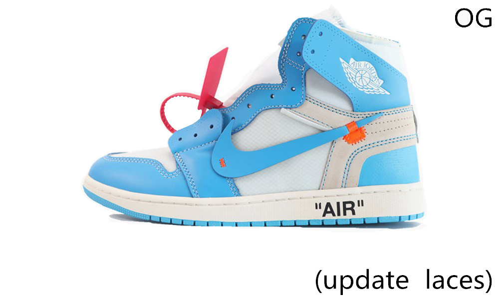 OG(update laces) OFF-WHITE X AIR JORDAN...