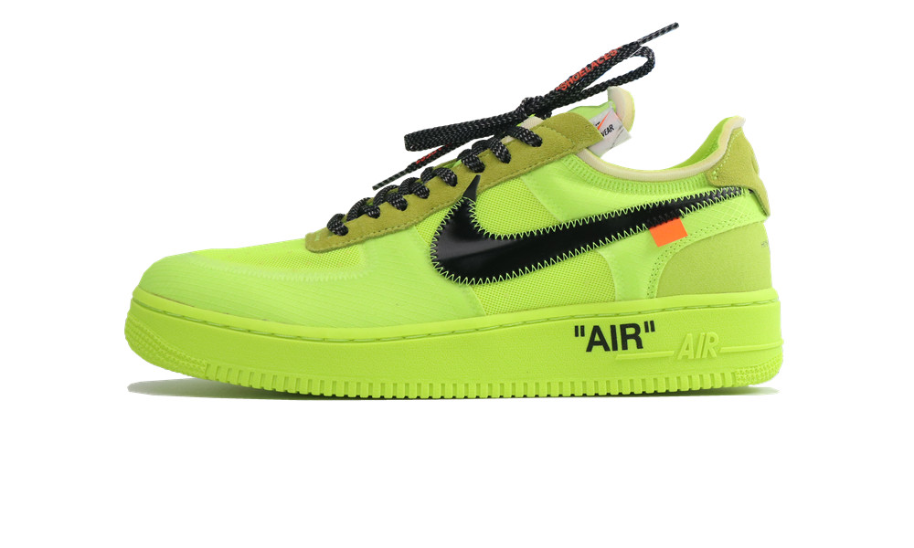 OWF NIKE X OFF WHITE AIR FORCE 1 LOW...