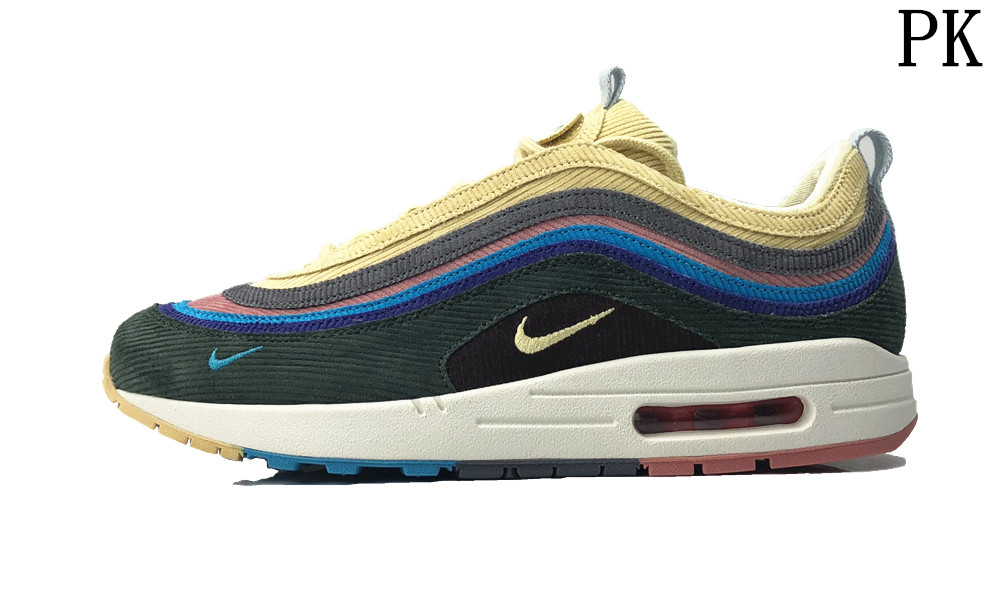 PK NIKE AIR MAX 97 X SEAN WOTHERSPOON