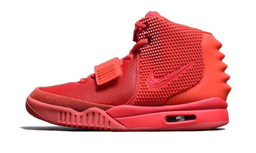 (OUT OF STOCK)Air Yeezy 2 Red October