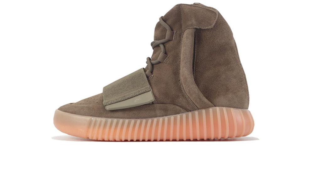 (size:US4-US14.5)YEEZY 750 Light Brown...